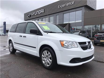 2017 Dodge Grand Caravan CVP/SXT (Stk: U3734) in Charlottetown - Image 1 of 29