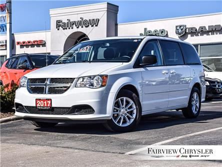 2017 Dodge Grand Caravan CVP/SXT (Stk: U18383) in Burlington - Image 1 of 30