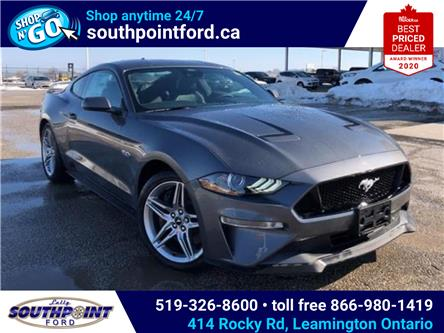 2021 Ford Mustang GT Premium (Stk: SMU6881) in Leamington - Image 1 of 26