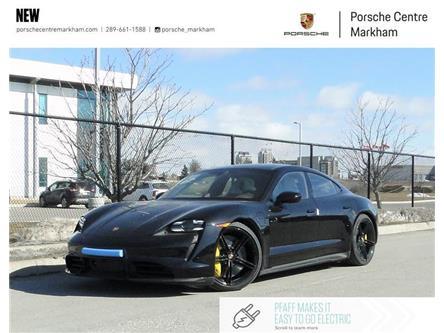 2021 Porsche Taycan Turbo S (Stk: PN0122) in Markham - Image 1 of 18