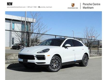 2021 Porsche Cayenne Coupe S (Stk: PN0167) in Markham - Image 1 of 18
