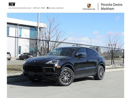 2021 Porsche Cayenne Coupe Base (Stk: PN0175) in Markham - Image 1 of 16