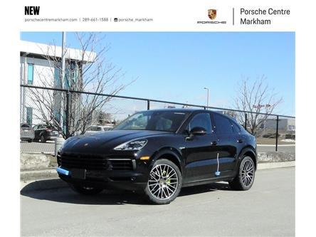 2021 Porsche Cayenne E-Hybrid Coupe Base (Stk: PN0186) in Markham - Image 1 of 16