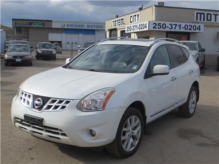 2011 Nissan Rogue SL (Stk: ) in Kamloops - Image 1 of 23