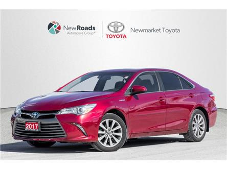 2017 Toyota Camry Hybrid  (Stk: 6161) in Newmarket - Image 1 of 23
