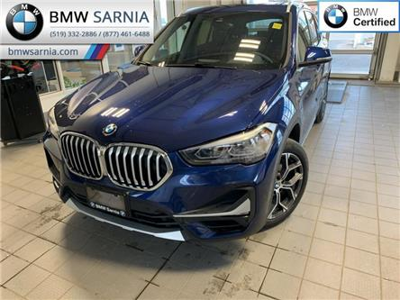 2020 BMW X1 xDrive28i (Stk: XU398) in Sarnia - Image 1 of 10