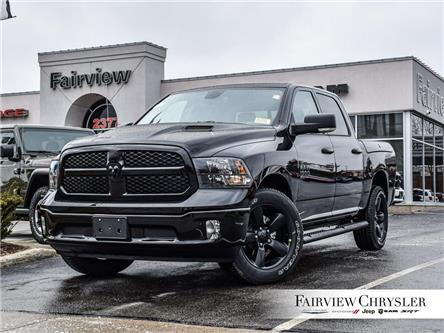 2021 RAM 1500 Classic SLT (Stk: MS243) in Burlington - Image 1 of 27