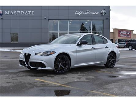 2021 Alfa Romeo Giulia ti (Stk: 21009) in London - Image 1 of 19