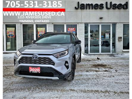 2020 Toyota RAV4 Hybrid XLE (Stk: P0287) in Timmins - Image 1 of 14