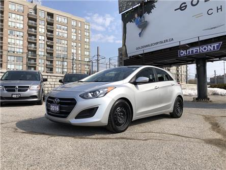 2016 Hyundai Elantra GT  (Stk: 20082AA) in North York - Image 1 of 27
