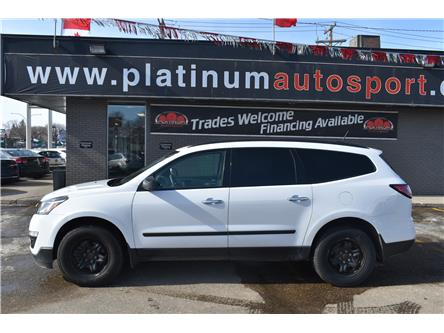 2017 Chevrolet Traverse LS (Stk: PP885) in Saskatoon - Image 1 of 27