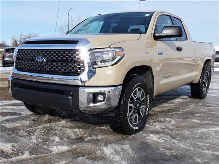 2018 Toyota Tundra SR5 Plus 5.7L V8 (Stk: 4RM063A) in Lloydminster - Image 1 of 21