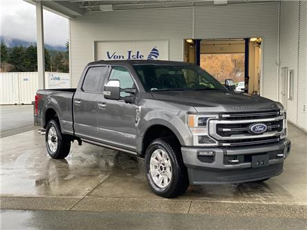 2021 Ford F-350 Platinum (Stk: 21034) in Port Alberni - Image 1 of 10