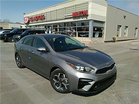 2021 Kia Forte EX (Stk: 335743) in Milton - Image 1 of 12