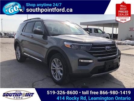 2021 Ford Explorer XLT (Stk: SEX6873) in Leamington - Image 1 of 26