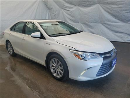 2015 Toyota Camry Hybrid XLE (Stk: 18451) in Thunder Bay - Image 1 of 16