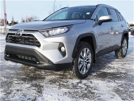 2021 Toyota RAV4 XLE (Stk: RAM078) in Lloydminster - Image 1 of 20
