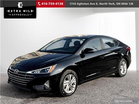 2020 Hyundai Elantra Preferred (Stk: SP0568) in North York - Image 1 of 25