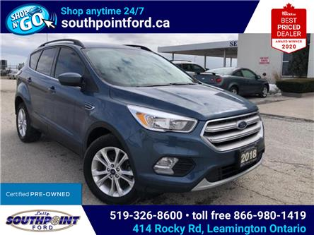 2018 Ford Escape SE (Stk: S6630A) in Leamington - Image 1 of 26