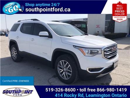 2017 GMC Acadia SLE-2 (Stk: S10616) in Leamington - Image 1 of 25