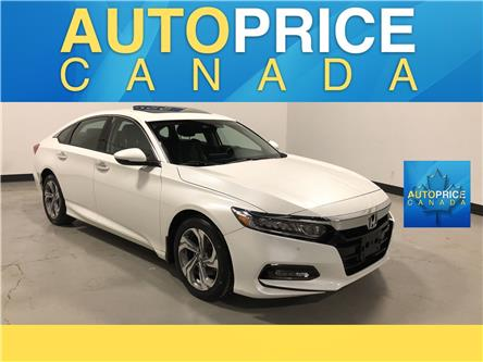 2019 Honda Accord EX-L 1.5T (Stk: W2956) in Mississauga - Image 1 of 28