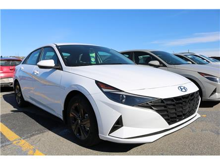 2021 Hyundai Elantra Preferred (Stk: 12487) in Saint John - Image 1 of 10