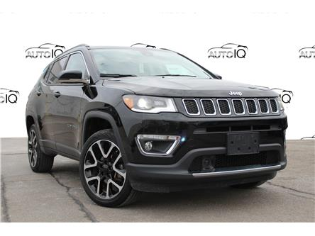 2018 Jeep Compass Limited (Stk: 00H1219) in Hamilton - Image 1 of 27