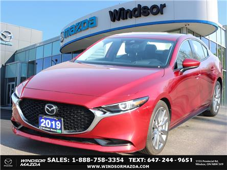 2019 Mazda Mazda3 GT (Stk: PR03693) in Windsor - Image 1 of 25
