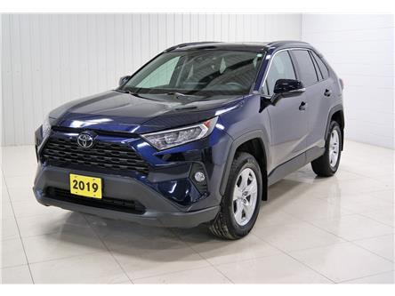 2019 Toyota RAV4 XLE (Stk: V21102A) in Sault Ste. Marie - Image 1 of 16