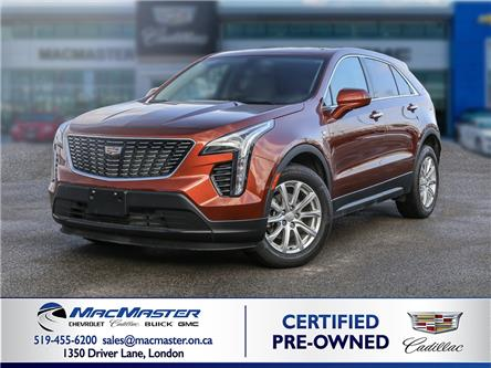 2019 Cadillac XT4  (Stk: 21P010) in London - Image 1 of 10