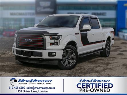 2017 Ford F-150  (Stk: 201061A) in London - Image 1 of 10