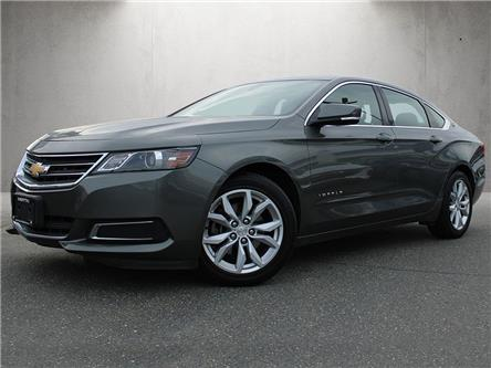 2016 Chevrolet Impala 2LT (Stk: HB4-4062A) in Chilliwack - Image 1 of 15