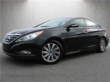 2014 Hyundai Sonata Limited (Stk: HB9-4922A) in Chilliwack - Image 1 of 18