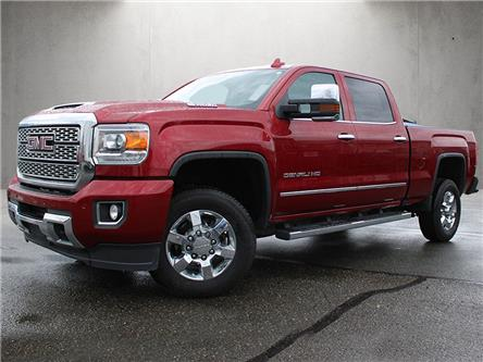 2019 GMC Sierra 3500HD Denali (Stk: M21-0045P) in Chilliwack - Image 1 of 18