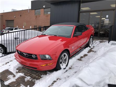 2006 Ford Mustang V6 (Stk: ) in Ottawa - Image 1 of 8