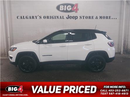 2019 Jeep Compass North (Stk: 21J144A) in Calgary - Image 1 of 12