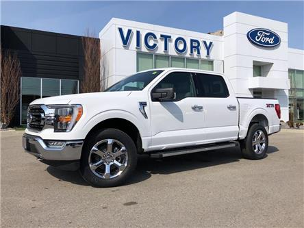 2021 Ford F-150 XLT (Stk: VFF19940) in Chatham - Image 1 of 17