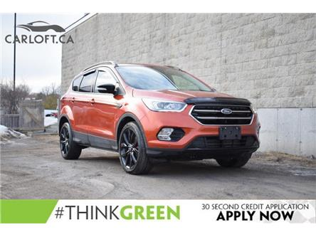 2019 Ford Escape Titanium (Stk: JEM051A) in Kingston - Image 1 of 22