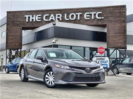 2019 Toyota Camry LE (Stk: 21044) in Sudbury - Image 1 of 23