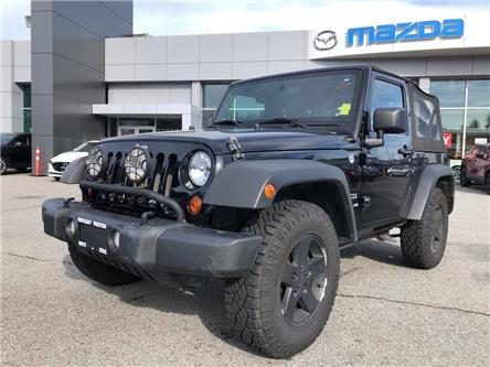 2010 Jeep Wrangler Sport (Stk: 160356J) in Surrey - Image 1 of 15
