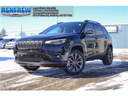 2021 Jeep Cherokee North (Stk: M013) in Renfrew - Image 1 of 25