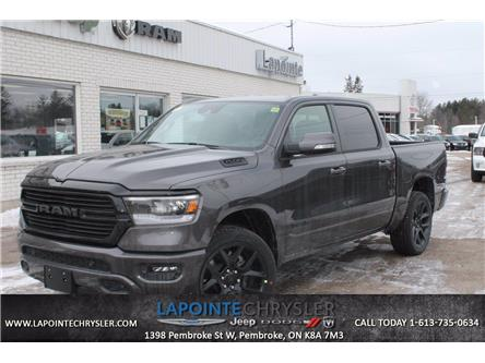 2021 RAM 1500 Sport (Stk: 21064) in Pembroke - Image 1 of 30