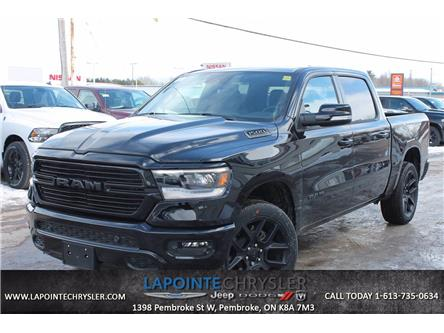 2021 RAM 1500 Sport (Stk: 21062) in Pembroke - Image 1 of 11