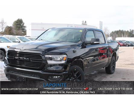 2021 RAM 1500 Sport (Stk: 21061) in Pembroke - Image 1 of 35