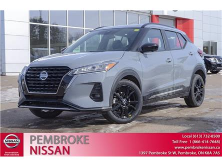 2021 Nissan Kicks SR (Stk: 21044) in Pembroke - Image 1 of 30