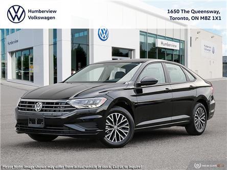 2021 Volkswagen Jetta Comfortline (Stk: 98416) in Toronto - Image 1 of 23