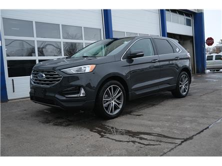 2021 Ford Edge Titanium (Stk: 2101360) in Ottawa - Image 1 of 18