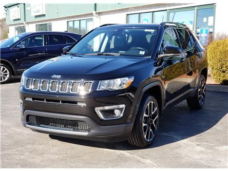 2020 Jeep Compass Limited (Stk: 11013) in Lower Sackville - Image 1 of 24