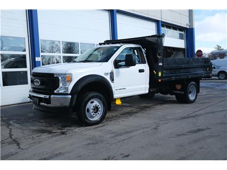 2021 Ford F-550 Chassis XL (Stk: 2100790) in Ottawa - Image 1 of 13