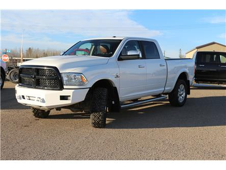 2015 RAM 3500 Longhorn (Stk: MP021) in Rocky Mountain House - Image 1 of 30